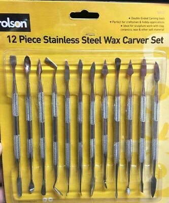 Jewellery Wax Carving  Set - 12 Pieces