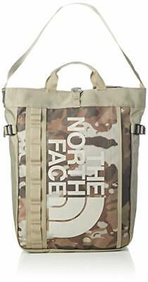 [The North Face] Luc BC fuse box tote NM81864 Moab Khaki wood chip duck... Japan
