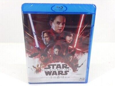 Pelicula Bluray Star Wars Los Ultimos Jedi 4778008