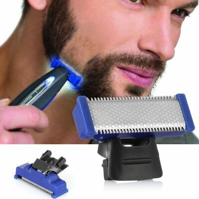 Beards Shaver Blades Head Replacement Tools For Micro Touch Solo Electric Men