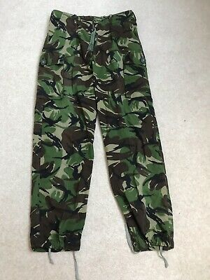 Men's Clothing Pants Jungle Tropical Combat Trousers Dpm Dragon Old Type Army Falklands Military New High Quality