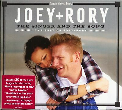 Joey & Rory - The Singer And The Song - The Best Of Joey & Rory (CD) - Songwr...