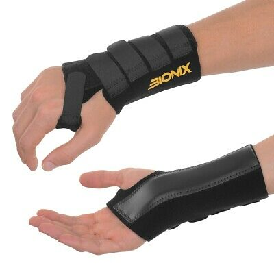Bionix Wrist Splint Carpal Tunnel Breathable Brace Right Left Hand Support NHS