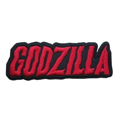 Godzilla King Of Monsters Japan Iron On Patch