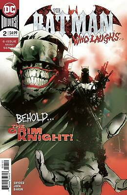 Batman who laughs 2 (of 6) - DC Comics (USA)