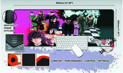 TOKYO GHOUL Razor Stitch Edged Large Size 80x30cm Mouse Pad Game Mat #74