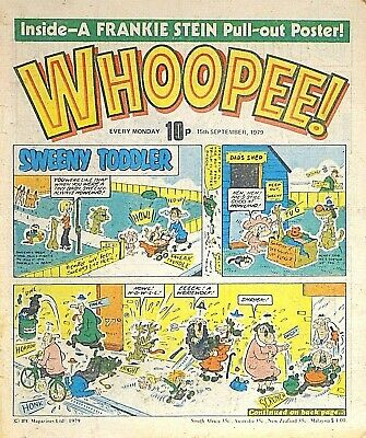WHOOPEE - 15th SEPTEMBER 1979 (10- 16 Sep) RARE 40th BIRTHDAY GIFT !! VG+ cheeky