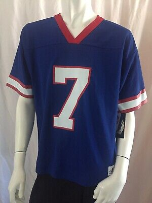 competitive price 8bd27 3b41b VINTAGE BUFFALO BILLS Doug Flutie Puma Jersey Throwback 90's ...