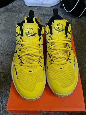 get cheap 35627 b24a7 2014 Nike Lunar Trainer TR1 NRG Oregon Ducks Volt Yellow Sz 9