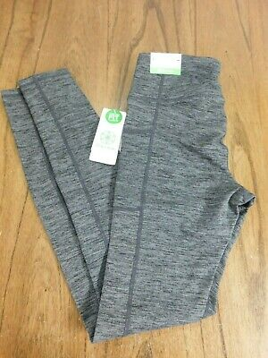 83fc6b6b26 NWT Gaiam OM Womens High Rise Waist Yoga Pants Performance Compression  SMALL S/P