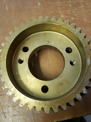 OEM Helical gear 301231 Harris M1000 39 teeth. New.