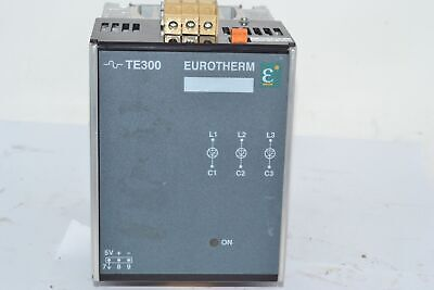 EUROTHERM TE300 16A Solid State SCR Power Controller 500V 40A