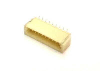 30pcs JST-SH 1.0mm 9-Pin Male Top Entry Header part wire to PCB Board Socket