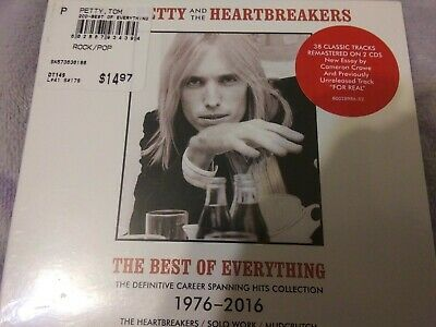Tom Petty *The Best Of Everything - The Definitive Career  2 CD Set