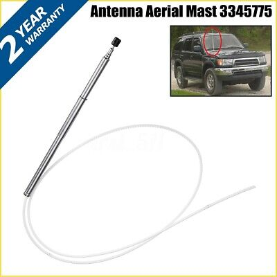 POWER ANTENNA AERIAL AM FM Radio OEM Replacement Mast Cable