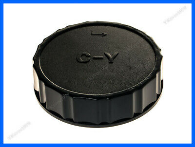 Rear Lens Cap for Contax Yashica CY C/Y Mount SLR Camera Lens Zeiss T* ML DSB