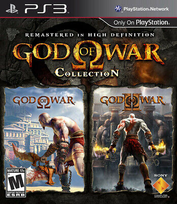 Juego Ps3 God Of War Collection Ps3 4780791