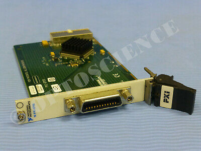 National Instruments NI PXI-GPIB Interface Adapter Card