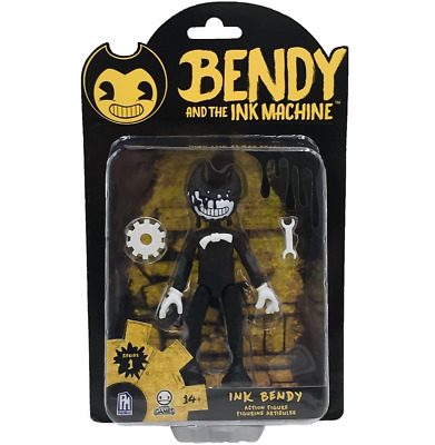 Bendy and The Ink Machine Series 1 Ink Bendy Action Figure Ages 14+