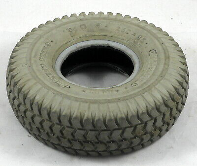3.00-4 260x85 Grey Block Tread Pneumatic Mobility Scooter Tyre Cheng shin. used