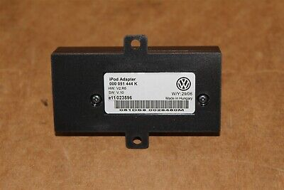 VW Jetta Passat CC Ipod Interface 000051444K New Genuine VW part
