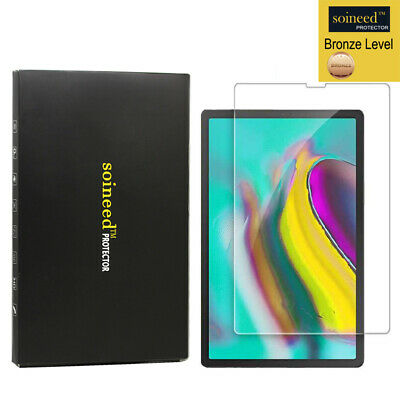 "Samsung Galaxy Tab S5e 10.5"" T720 T725 Tempered Glass Screen Protector 2.5D Edge"