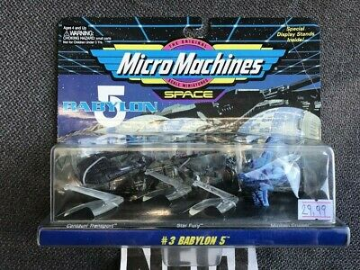 Babylon 5 Micro Machines Collection #3