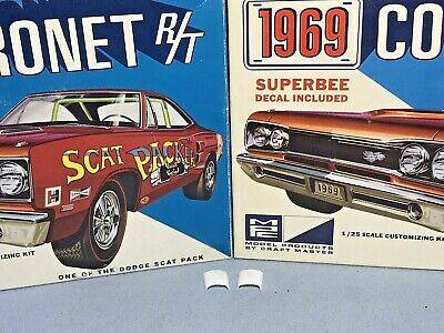 MONOGRAM 1969 DODGE 440 Six Pack Super Bee Coronet 1/24