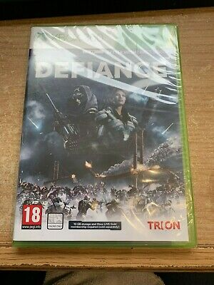 Defiance  - Xbox360 Requires Live Gold Membership (New) Online Only