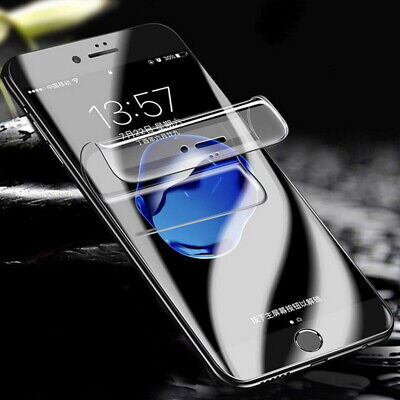 2019 Cover Hydrogel Film Screen Soft Protector For iPhone Xs Max XR 7 8 Plus 6s