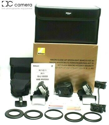 Nikon R1C1 Wireless Close-Up Speedlight System  #29462