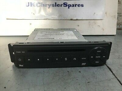 Chrysler Grand Voyager 2008-2015 Dvd Player P05064063Ae Ves