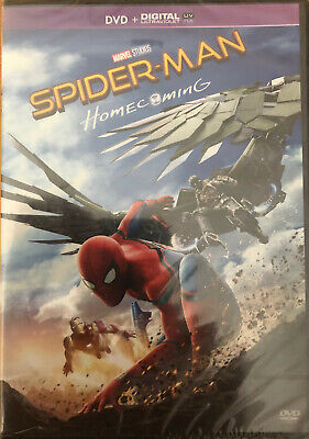 Spider-Man Homecoming   Dvd Neuf Sous Blister