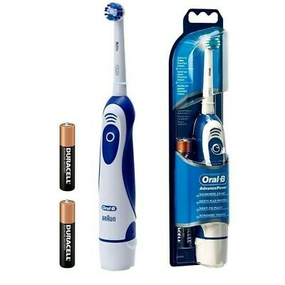 Braun Oral B 400 Advance Power Electric Toothbrush DB4010 Batteries  Included.