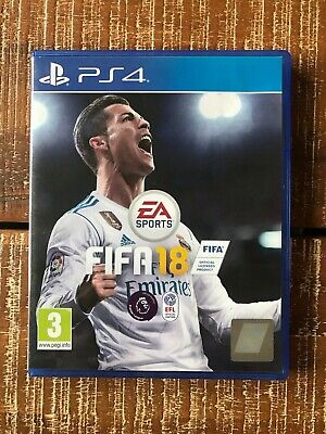 Fifa 18 (PS4) MINT - Super FAST Delivery FREE