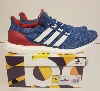 more photos ba8f2 d109b ADIDAS ULTRABOOST 4.0 (USA - Red White Blue) EE3704 - Brand New, Size 16