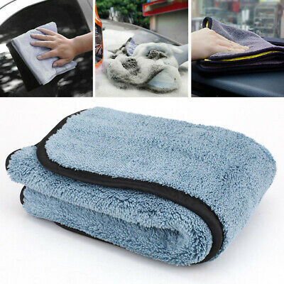 Microfibre Drying Cleaning Towel Super Thick Super Absorbent Car Detailing