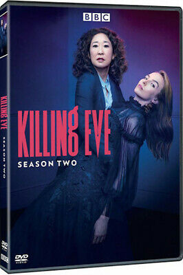 Killing Eve: Season 2 Dvd - The Complete Second Season [2 Discs] - New Unopened