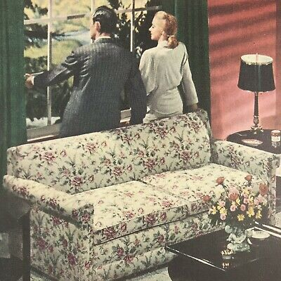 Outstanding 1966 Simmons Hide A Bed Sofa Vintage Print Ad Furniture Home Creativecarmelina Interior Chair Design Creativecarmelinacom