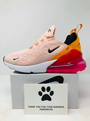84225280f8bd7 NIKE AIR MAX 270 'Washed Coral' AH6789-603 Women's Size 7-12 ...