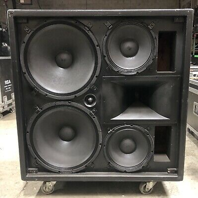RS4 4-Way PA Cabinet by RSA AUDIO - Unloaded R S4