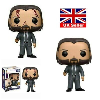 UK Limited Edition Funko Pop John Wick Chapter 3 Vinyl Action Figure Toys Gift