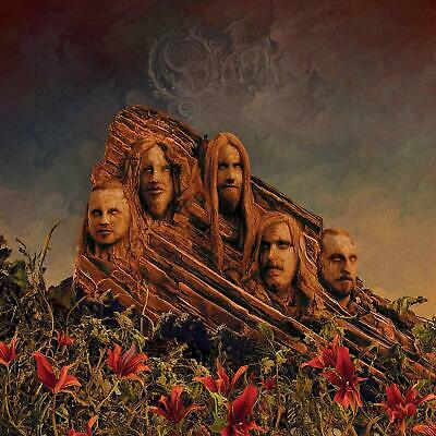 Opeth - Garden Of The Titans: Live At Red Rocks - 2Cd/Blu-Ray/Dvd - New
