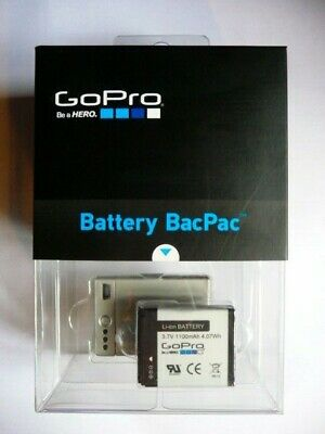 Battery Bacpac/Charger GOPRO for Cameras HD Hero