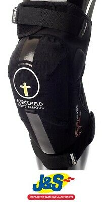 Forcefield CE Level 2 AR Knee Protectors MX Motorcycle Armoured Motocross Leg