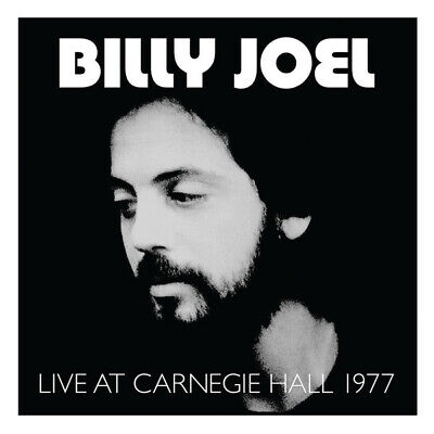 2Lp Billy Joel Live At Carnegie Hall Vinyl  Record Store Day Rsd 2019