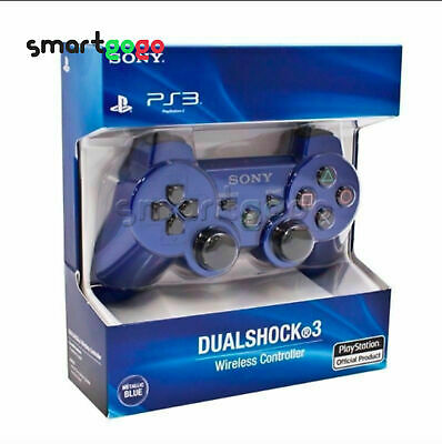 Wireless Dual Joystick Game Controller Gamepad PS3 PlayStation 3 for Sony BSG
