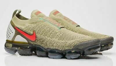 Nike Air VaporMax Flyknit Moc 2 Olive Red AH7006200