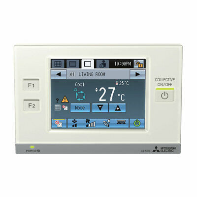 Mitsubishi Electric At-50A Advance Touch Controller