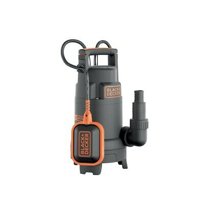 Black Decker Multi 750W Submersible Water Pump Garden Pump 13000 L/H BXUP750PTE
